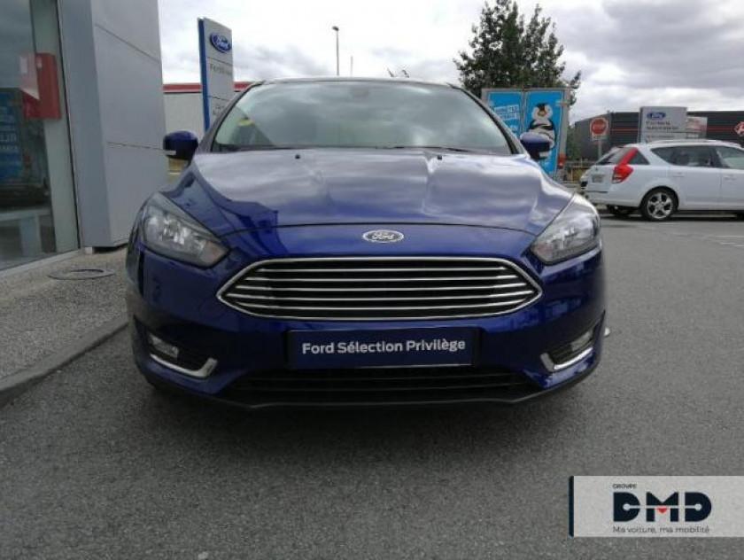 Ford Focus 1.5 Tdci 120ch Stop&start Titanium - Visuel #4