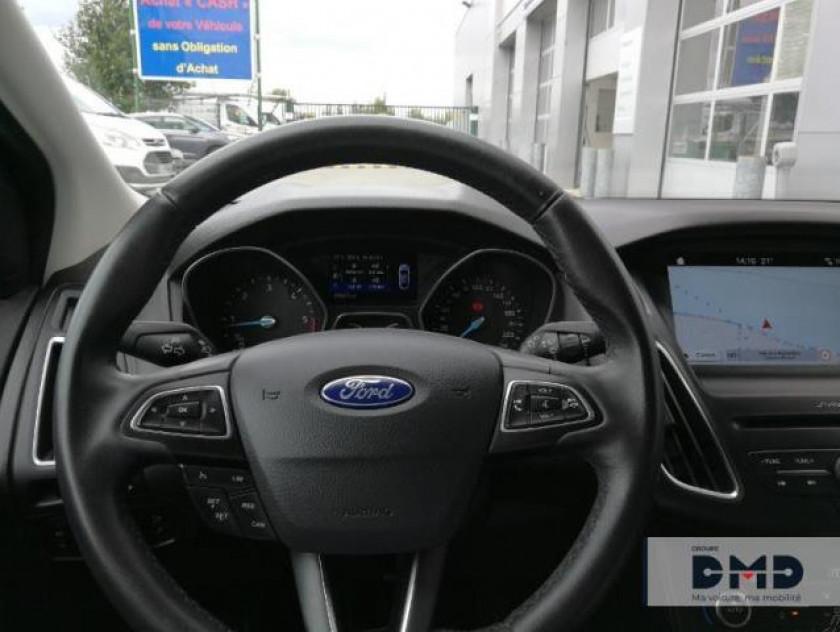 Ford Focus 1.5 Tdci 120ch Stop&start Titanium - Visuel #7