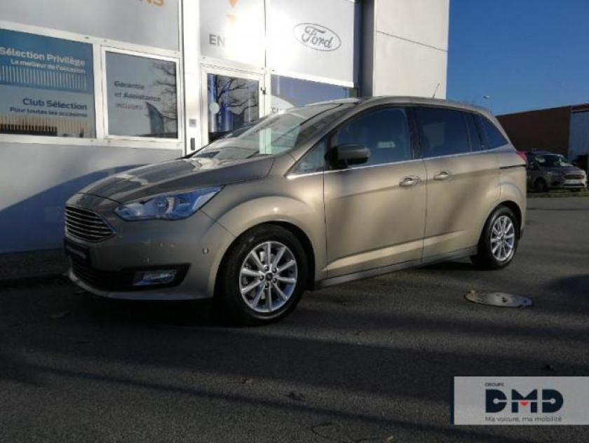 Ford Grand C-max 1.0 Ecoboost 125ch Stop&start Titanium - Visuel #24