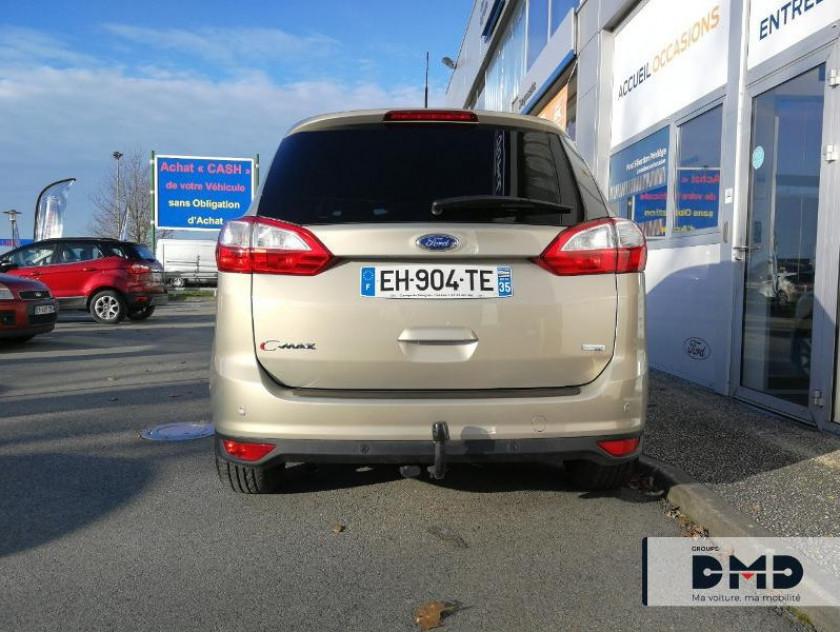 Ford Grand C-max 1.0 Ecoboost 125ch Stop&start Titanium - Visuel #11