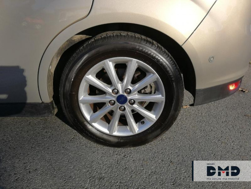 Ford Grand C-max 1.0 Ecoboost 125ch Stop&start Titanium - Visuel #13
