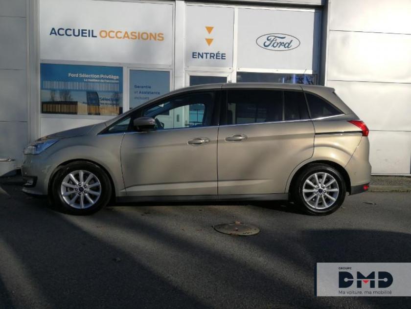 Ford Grand C-max 1.0 Ecoboost 125ch Stop&start Titanium - Visuel #2