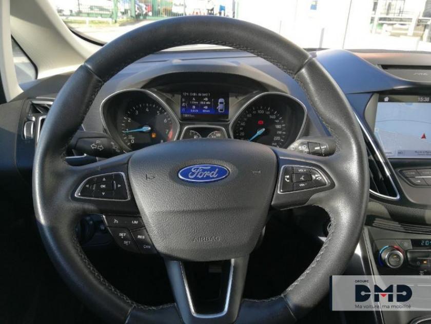 Ford Grand C-max 1.0 Ecoboost 125ch Stop&start Titanium - Visuel #7