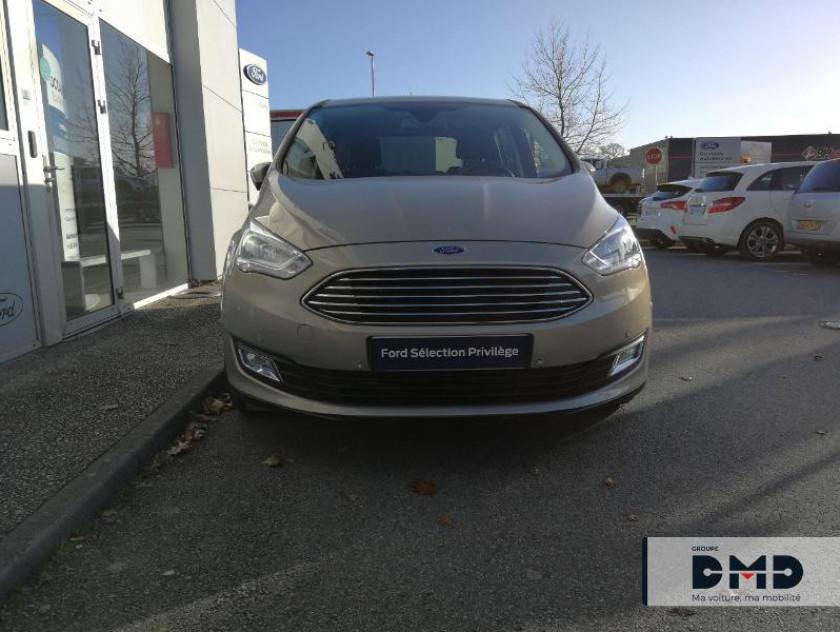 Ford Grand C-max 1.0 Ecoboost 125ch Stop&start Titanium - Visuel #4
