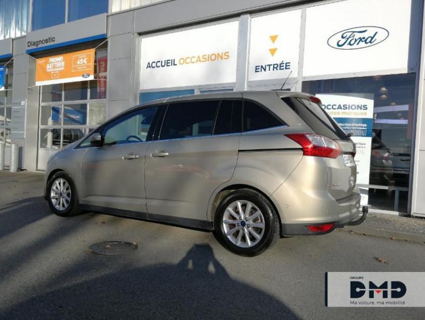 Ford Grand C-max 1.0 Ecoboost 125ch Stop&start Titanium - Visuel #3