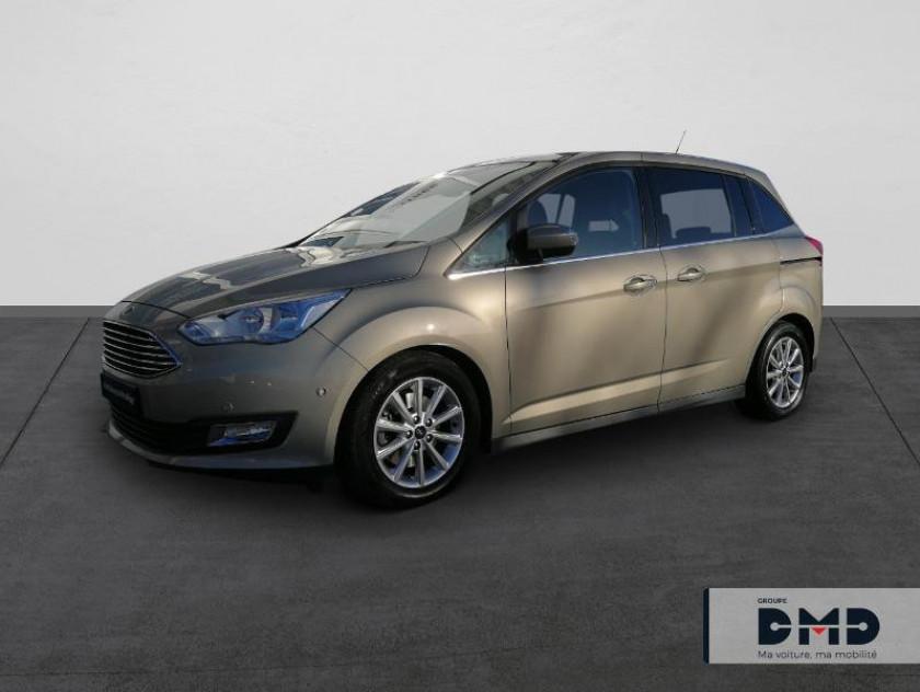 Ford Grand C-max 1.0 Ecoboost 125ch Stop&start Titanium - Visuel #1