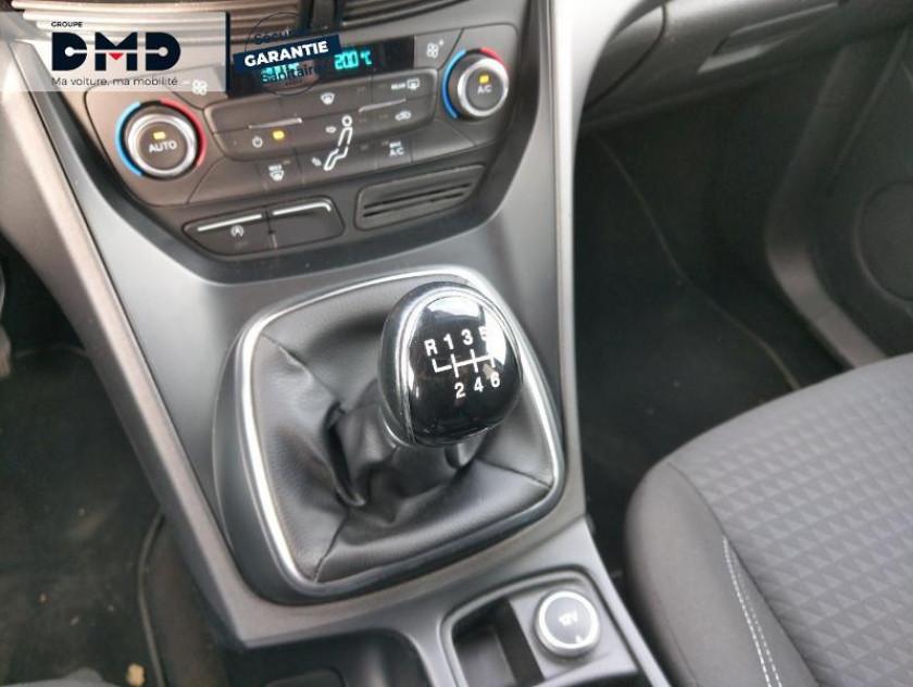 Ford C-max 1.5 Tdci 105ch Econetic Stop&start Business Nav - Visuel #8