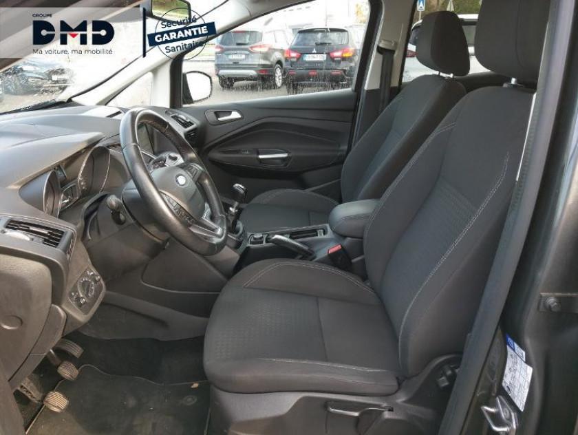 Ford C-max 1.5 Tdci 105ch Econetic Stop&start Business Nav - Visuel #9