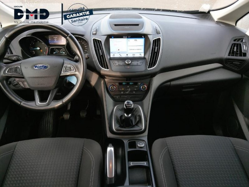 Ford C-max 1.5 Tdci 105ch Econetic Stop&start Business Nav - Visuel #5