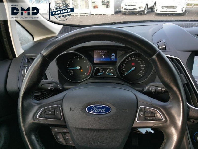 Ford C-max 1.5 Tdci 105ch Econetic Stop&start Business Nav - Visuel #7