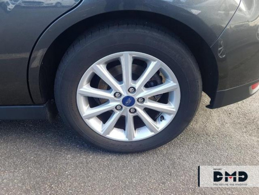 Ford C-max 1.0 Ecoboost 125ch Stop&start Titanium - Visuel #13