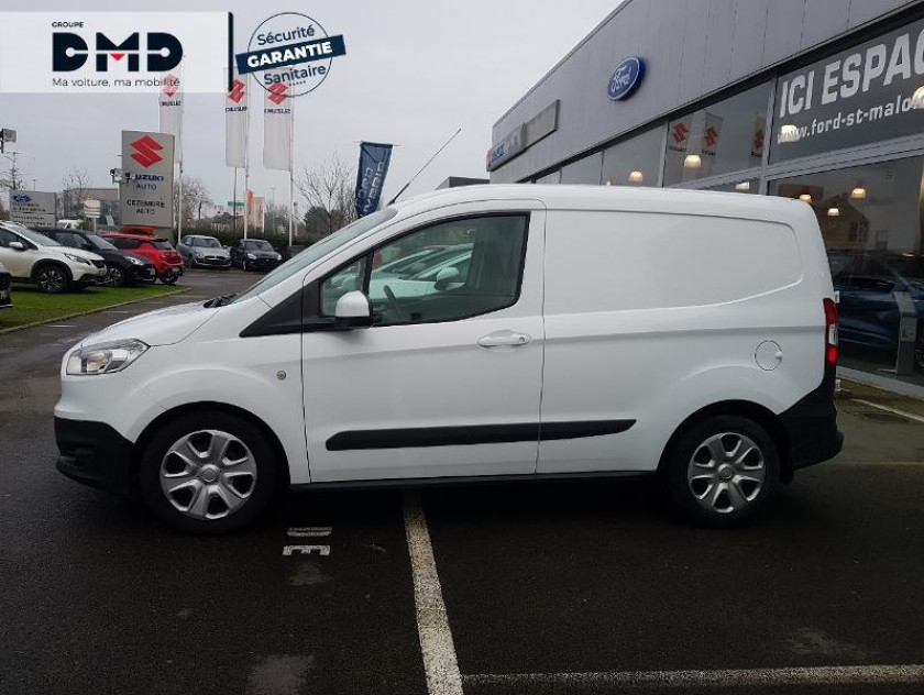 Ford Transit Courier 1.5td 75ch Trend - Visuel #2