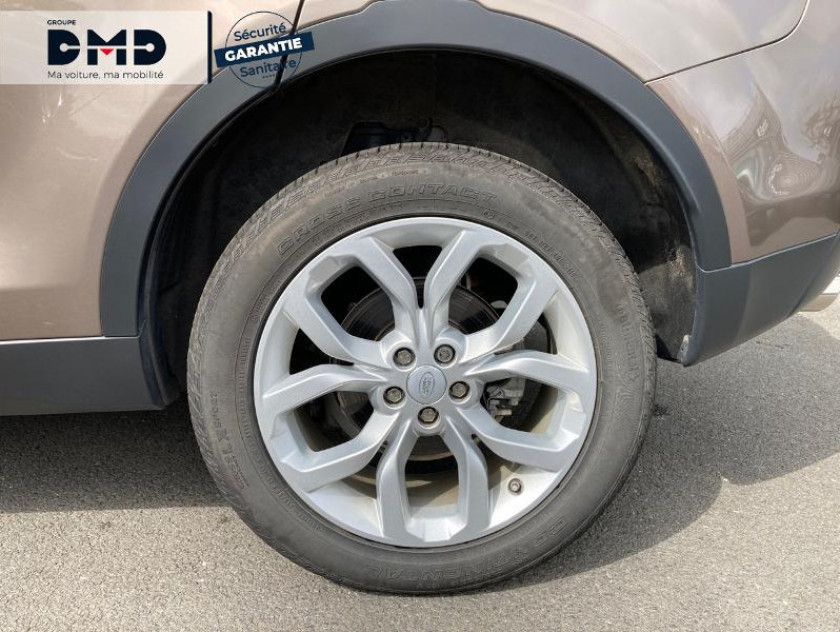 Land Rover Discovery Sport 2.0 Td4 180ch Awd Hse Mark Ii - Visuel #13