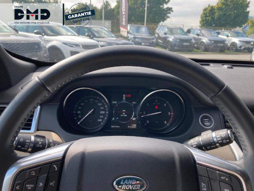 Land Rover Discovery Sport 2.0 Td4 180ch Awd Hse Mark Ii - Visuel #7