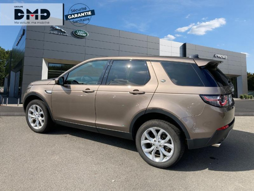 Land Rover Discovery Sport 2.0 Td4 180ch Awd Hse Mark Ii - Visuel #3