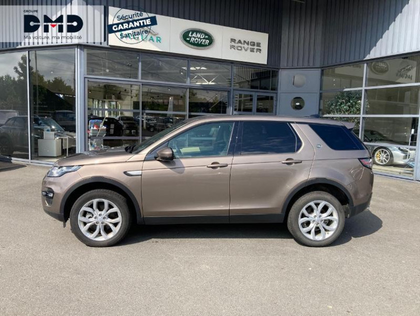 Land Rover Discovery Sport 2.0 Td4 180ch Awd Hse Mark Ii - Visuel #15
