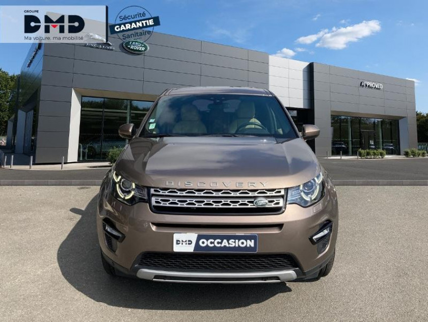 Land Rover Discovery Sport 2.0 Td4 180ch Awd Hse Mark Ii - Visuel #4