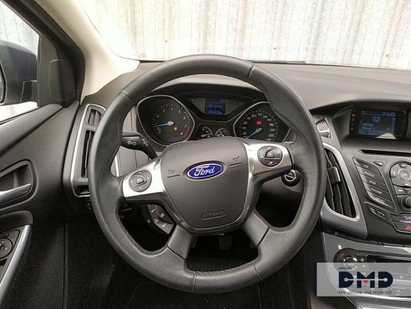 Ford Focus 1.0 Scti 125ch Ecoboost Stop&start Titanium 5p - Visuel #7