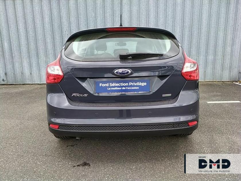 Ford Focus 1.0 Scti 125ch Ecoboost Stop&start Titanium 5p - Visuel #11
