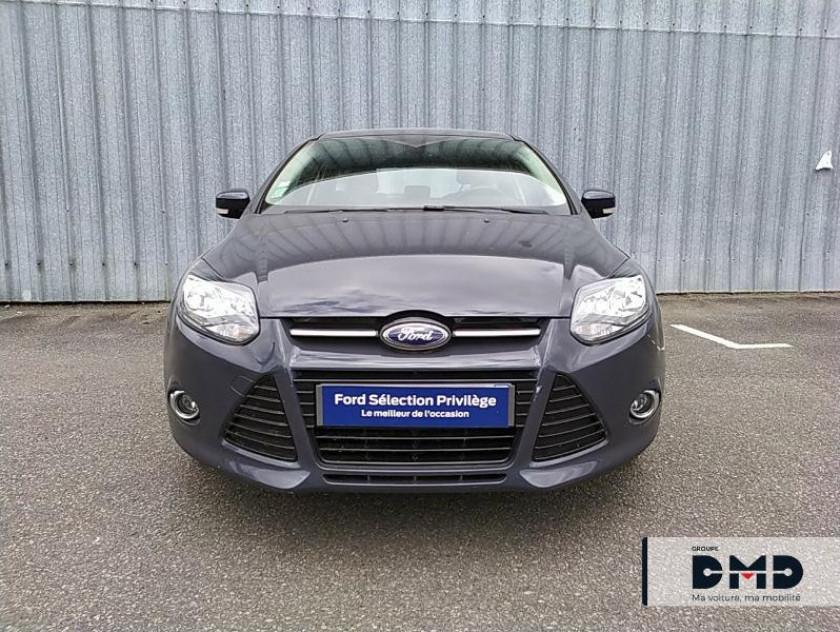 Ford Focus 1.0 Scti 125ch Ecoboost Stop&start Titanium 5p - Visuel #4