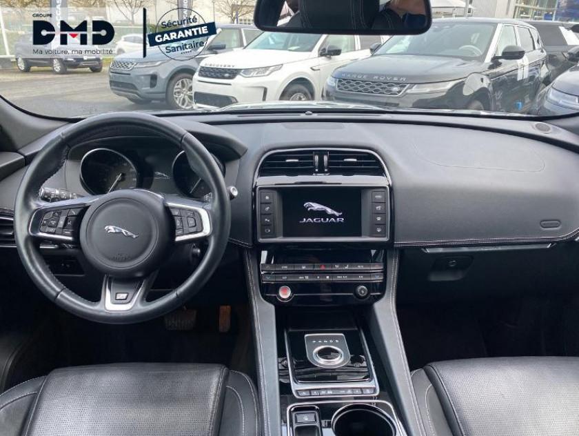 Jaguar F-pace 2.0d 180ch R-sport Bva8 - Visuel #5