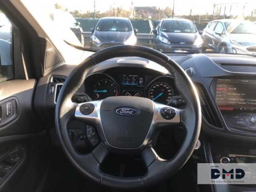 Ford Kuga 2.0 Tdci 120ch Titanium - Visuel #7