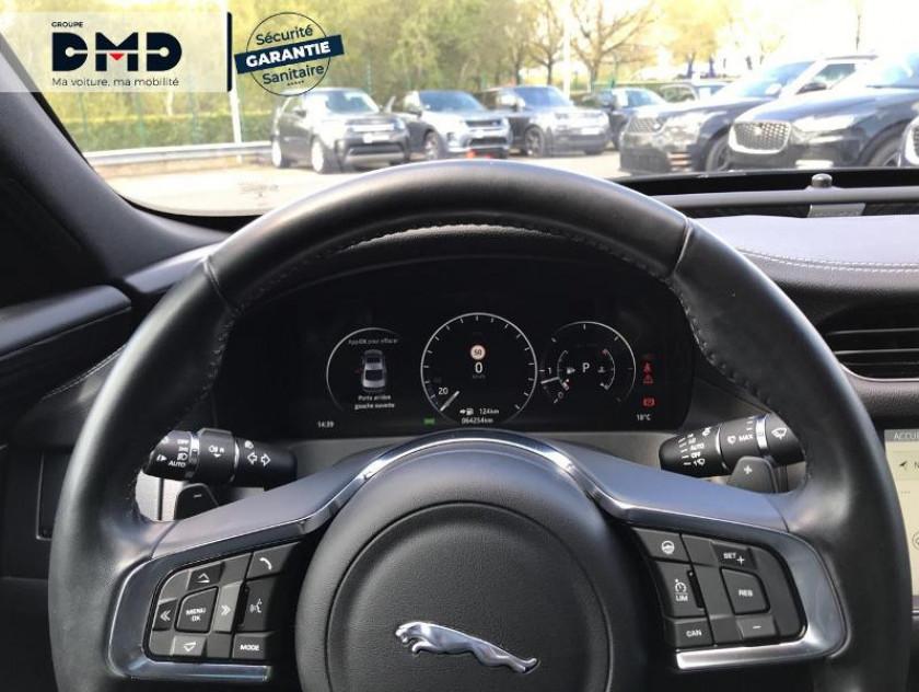 Jaguar Xf V6 3.0 D 300ch R-sport Bva - Visuel #7