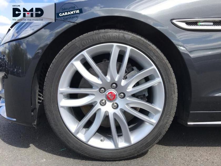 Jaguar Xf V6 3.0 D 300ch R-sport Bva - Visuel #13