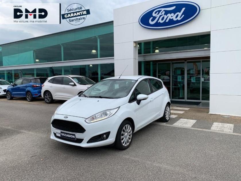 Ford Fiesta 1.5 Tdci 75ch Stop&start Edition 5p - Visuel #14