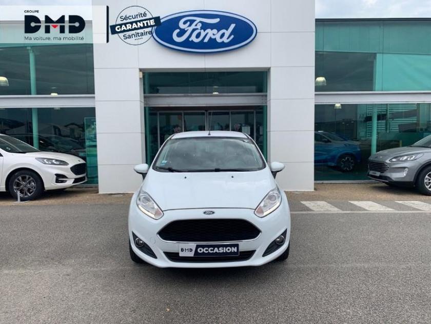 Ford Fiesta 1.5 Tdci 75ch Stop&start Edition 5p - Visuel #4