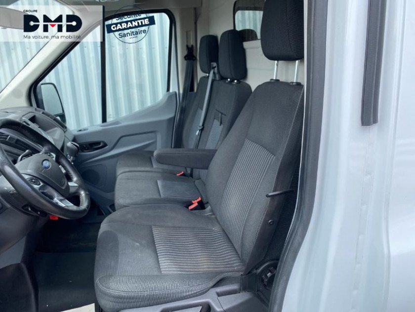 Ford Transit 2t Fg T350 L2h2 2.0 Tdci 130ch Trend Business - Visuel #9