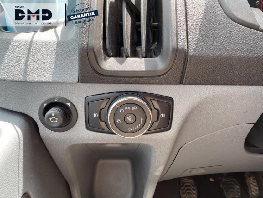 Ford Transit 2t Fg T350 L2h2 2.0 Tdci 130ch Trend Business - Visuel #15
