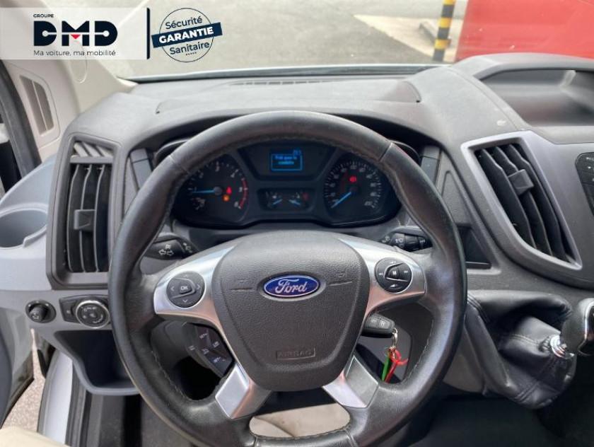 Ford Transit 2t Fg T350 L2h2 2.0 Tdci 130ch Trend Business - Visuel #7