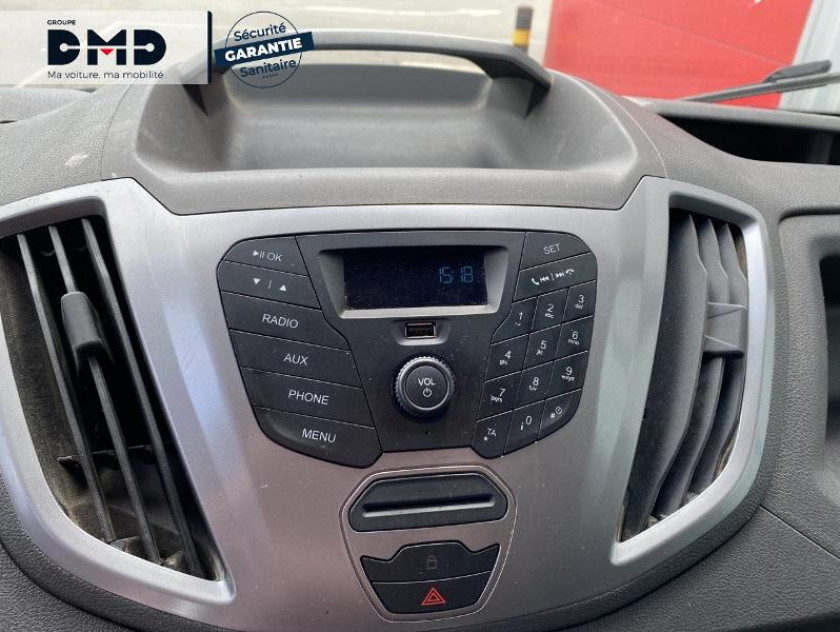 Ford Transit 2t Fg T350 L2h2 2.0 Tdci 130ch Trend Business - Visuel #6