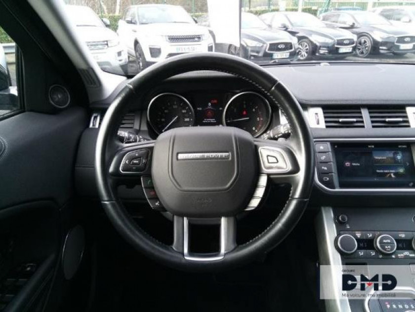 Land-rover Evoque 2.0 Td4 150 Se Dynamic Bva Mark Iii - Visuel #7