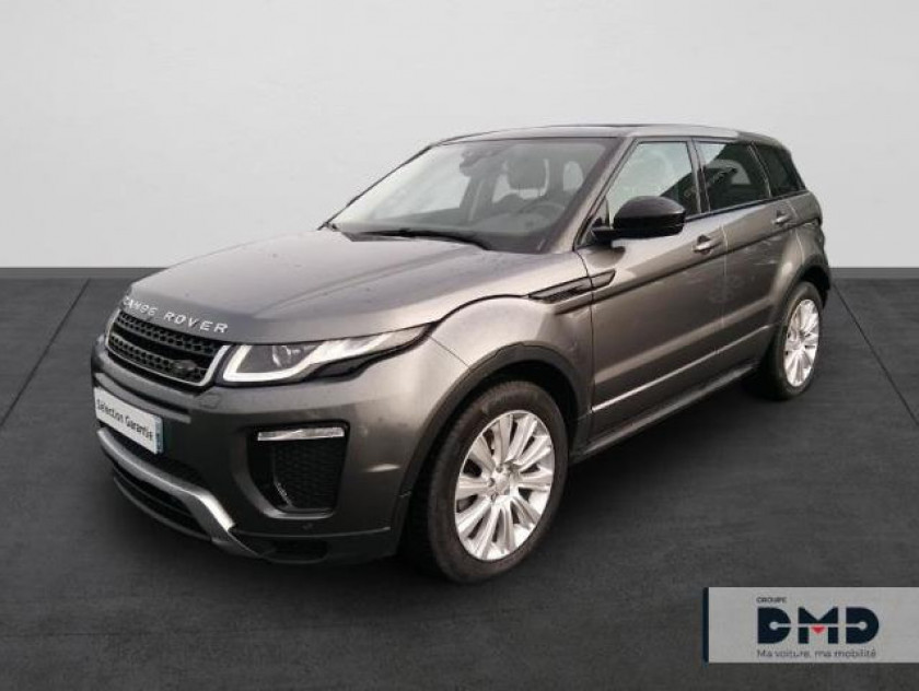 Land-rover Evoque 2.0 Td4 150 Se Dynamic Bva Mark Iii - Visuel #1