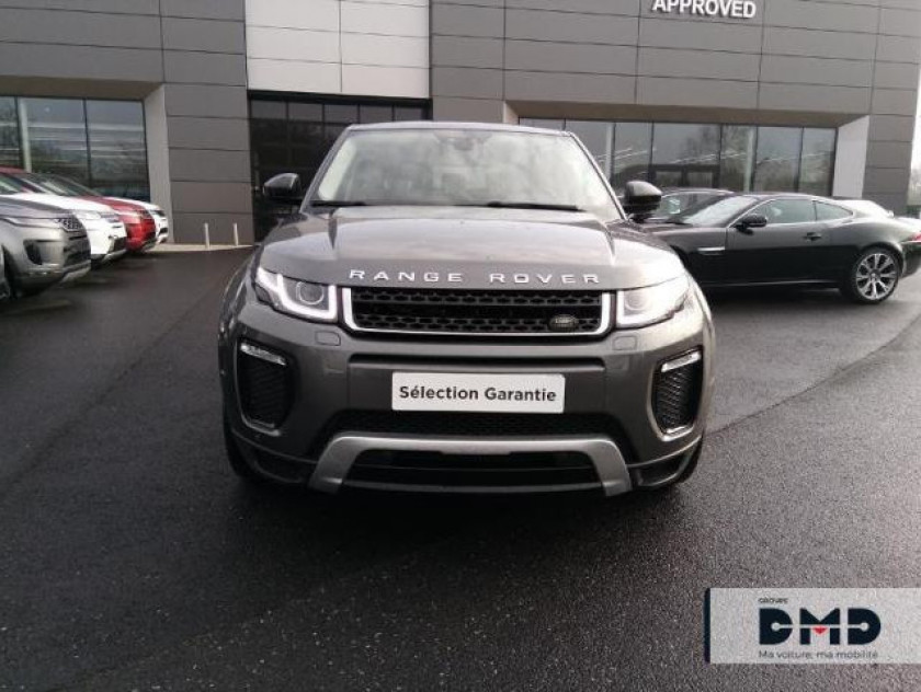 Land-rover Evoque 2.0 Td4 150 Se Dynamic Bva Mark Iii - Visuel #4