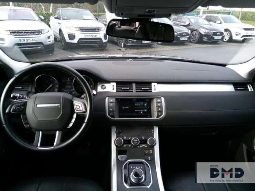Land-rover Evoque 2.0 Td4 150 Se Dynamic Bva Mark Iii - Visuel #5