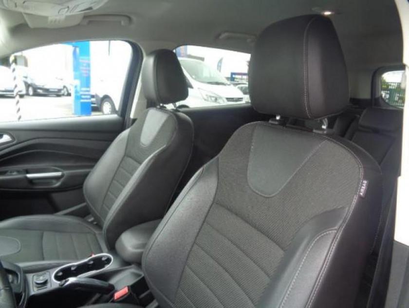 Ford Kuga 2.0 Tdci 140ch Fap Titanium 4x4 Powershift - Visuel #15