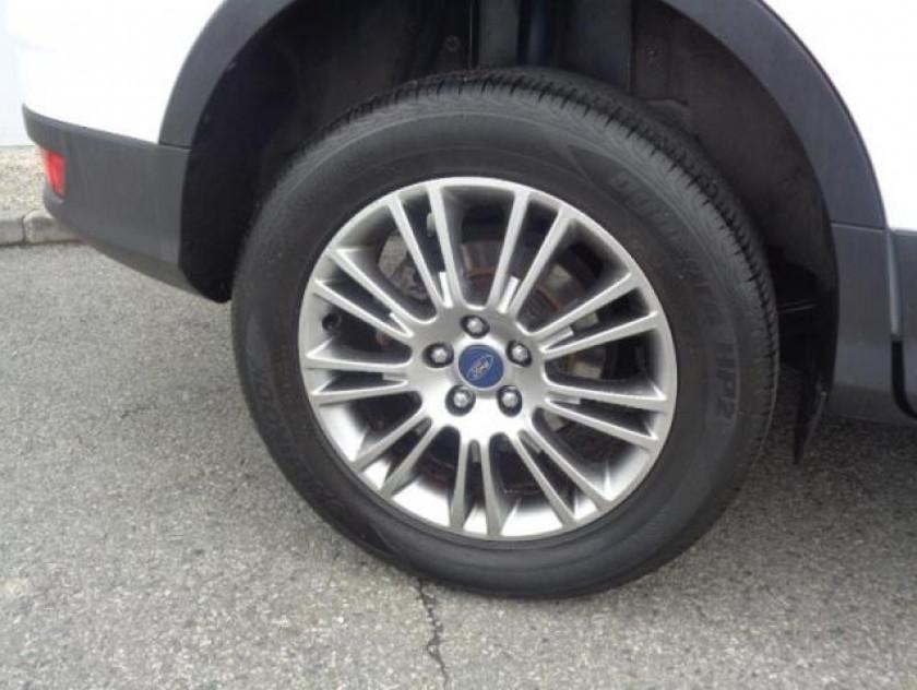 Ford Kuga 2.0 Tdci 140ch Fap Titanium 4x4 Powershift - Visuel #17
