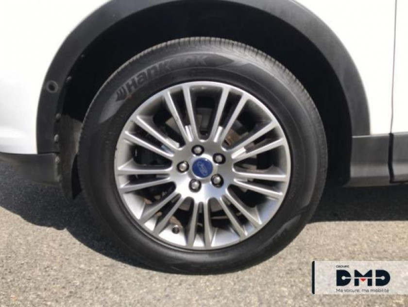 Ford Kuga 2.0 Tdci 140ch Fap Titanium 4x4 Powershift - Visuel #13