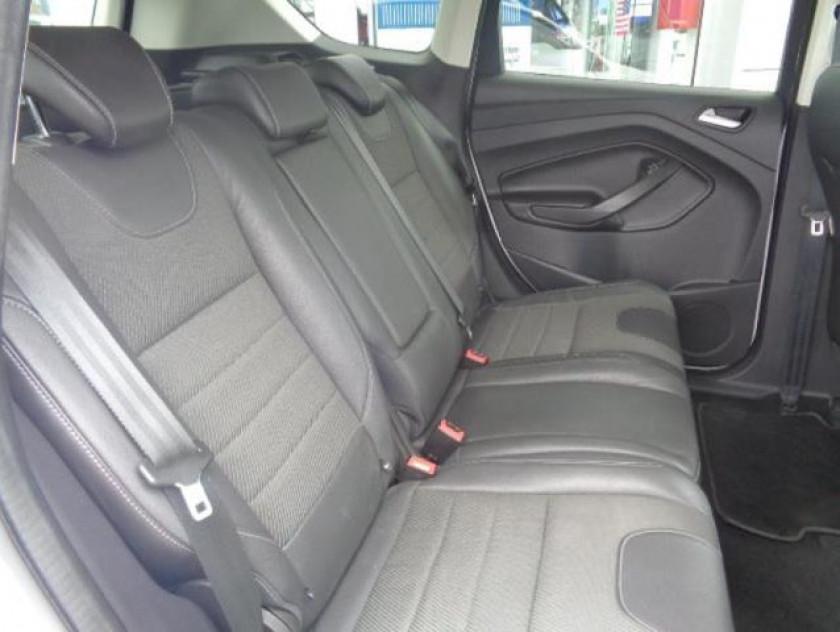 Ford Kuga 2.0 Tdci 140ch Fap Titanium 4x4 Powershift - Visuel #5