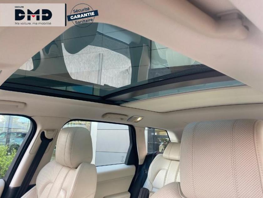 Land Rover Range Rover Sport Sdv6 3.0 306ch Hse Dynamic - Visuel #14