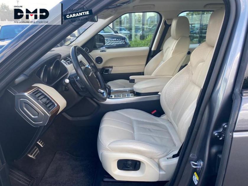 Land Rover Range Rover Sport Sdv6 3.0 306ch Hse Dynamic - Visuel #9