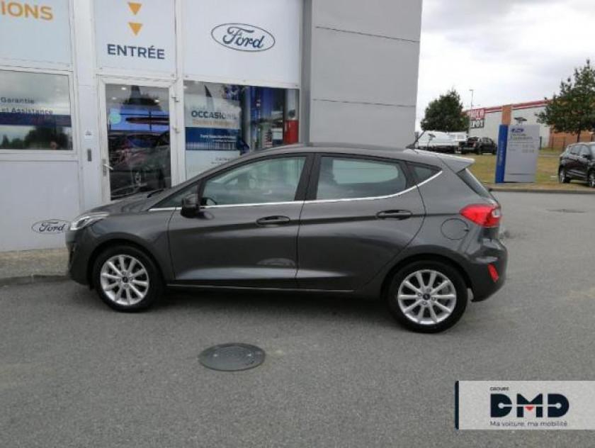 Ford Fiesta 1.0 Ecoboost 100ch Stop&start Titanium 5p Euro6.2 - Visuel #3