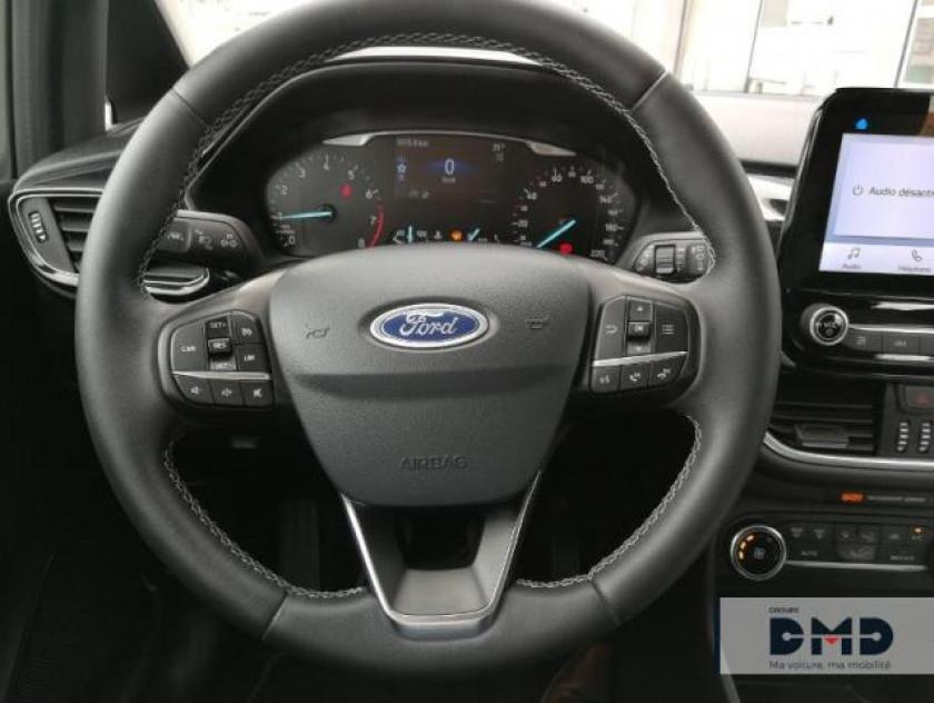 Ford Fiesta 1.0 Ecoboost 100ch Stop&start Titanium 5p Euro6.2 - Visuel #7