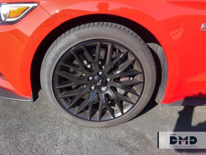 Ford Mustang Convertible 5.0 V8 421ch Gt - Visuel #13