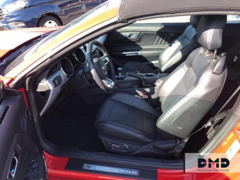 Ford Mustang Convertible 5.0 V8 421ch Gt - Visuel #10