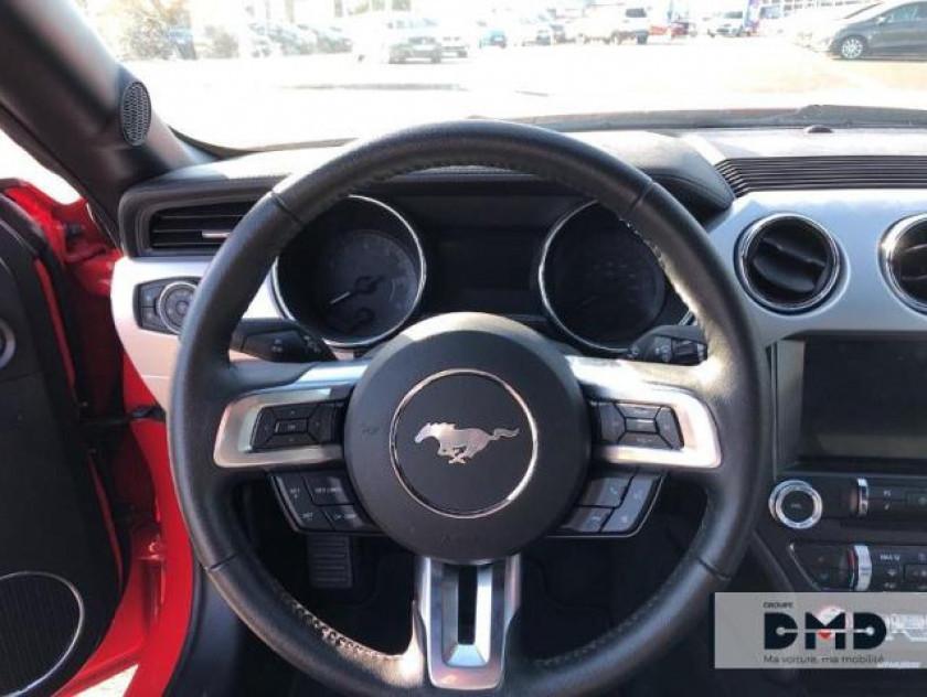 Ford Mustang Convertible 5.0 V8 421ch Gt - Visuel #7
