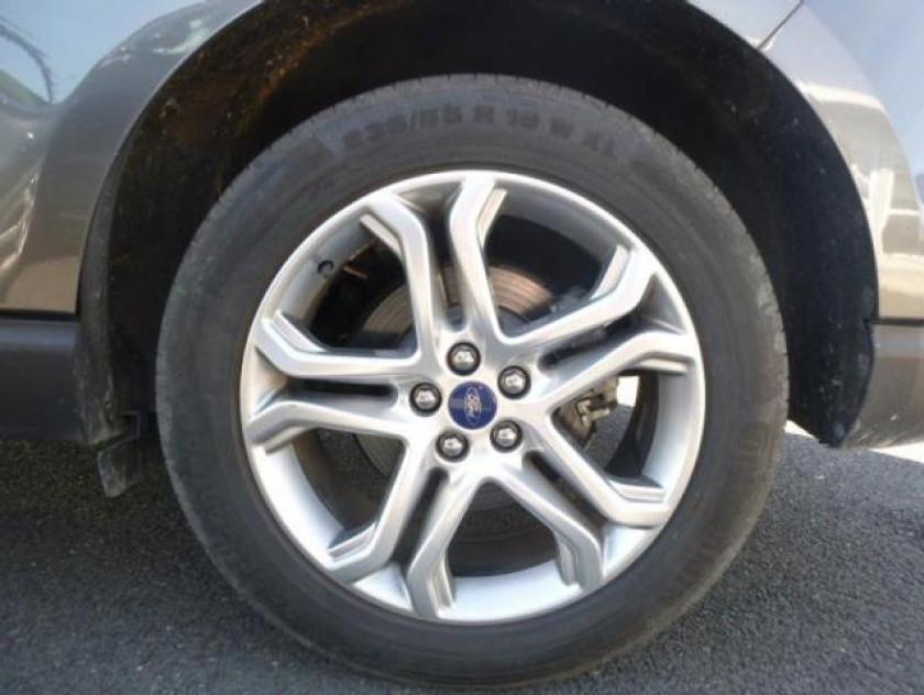 Ford Edge 2.0 Tdci 210ch Titanium I-awd Powershift - Visuel #12